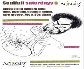 Enjoy Soufull Saturdays at Arisaig!