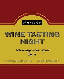 New Wine Tasting Night at Mercado