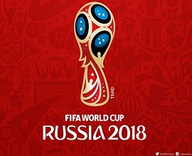 World Cup 2018 on our Big Screen!