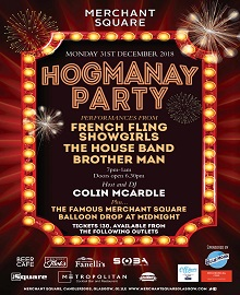 Hogmanay Party in The Square