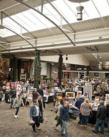 Merchant City Festival Outdoor Craft Fair