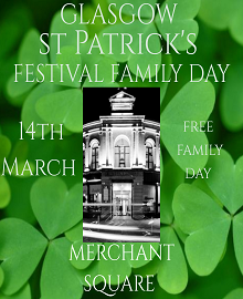 Glasgow St Patrick's Festival Family Fun Day is Back!